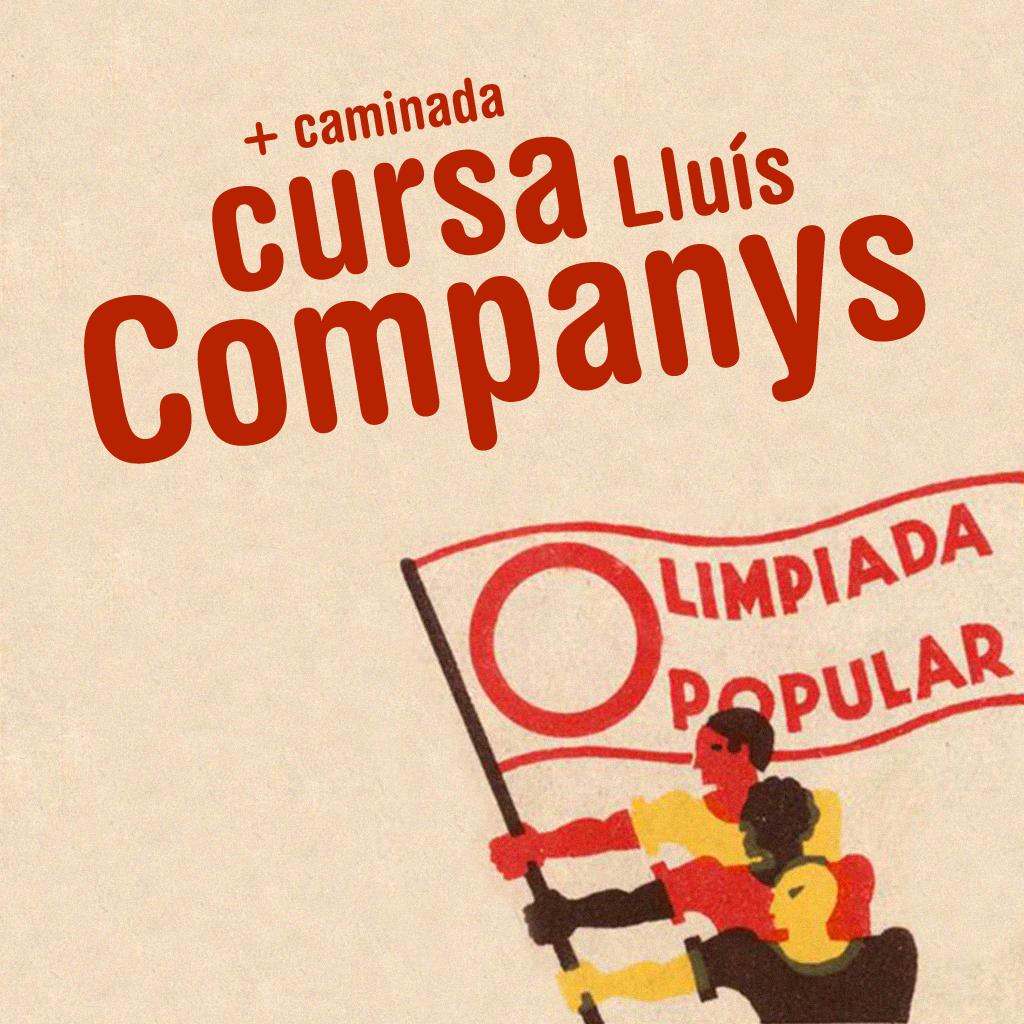 Cursa Lluís Companys